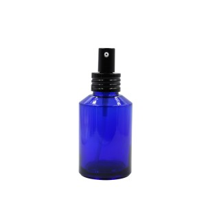 15ml 30ml 60ml 125ml 250ml white blue green glass pump bottles