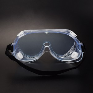 Factory stocks safety goggles medical use anti fog low price