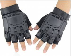 Wind proof Keep Warm Racing Gloves, custom made motorcycle gloves