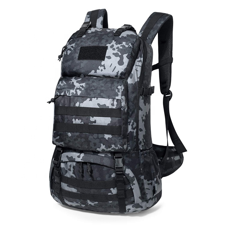 40L Tactical Backpacks Molle Hiking 3d Military Tactical Backpack for Camping Hiking Military Traveling Motorcycle