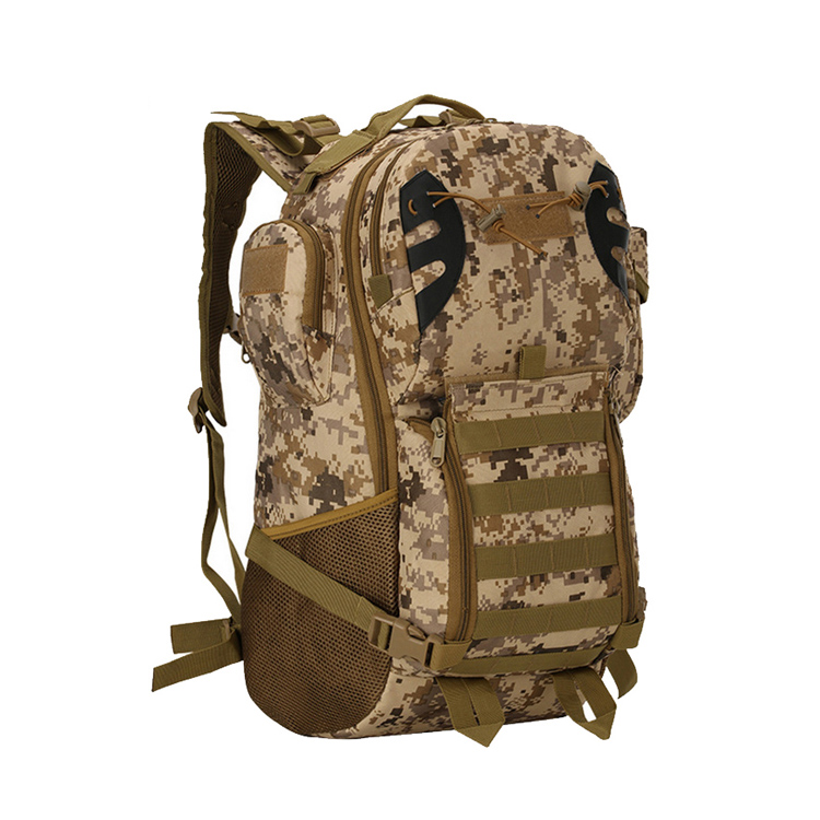 Camping Hiking Mountaineer Tactical Waterproof Molle Military Backpack Bags, 60l military backpack