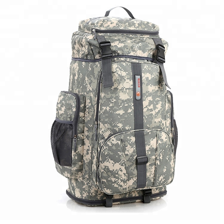 Large Capacity Camping Durable Camouflage Rucksack Molle System hiking backpack outdoor