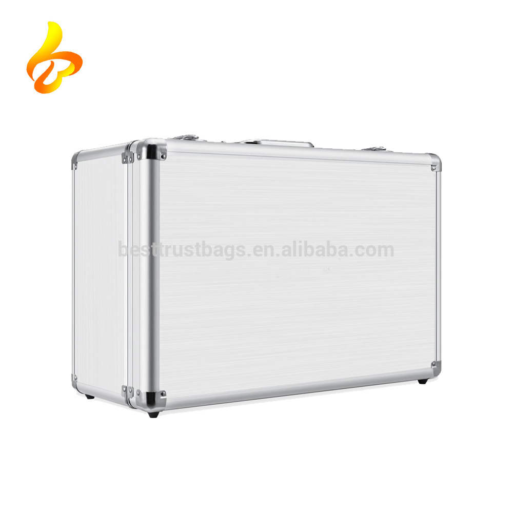 Wholesales Tool Carrying Case Aluminum Case With Foam Padding for DJI Phantom
