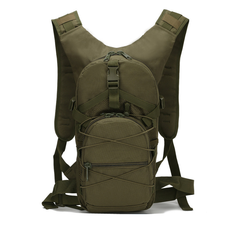 China Factory Custom Bag Hiking 2L Camo Military Tactical hydration pack