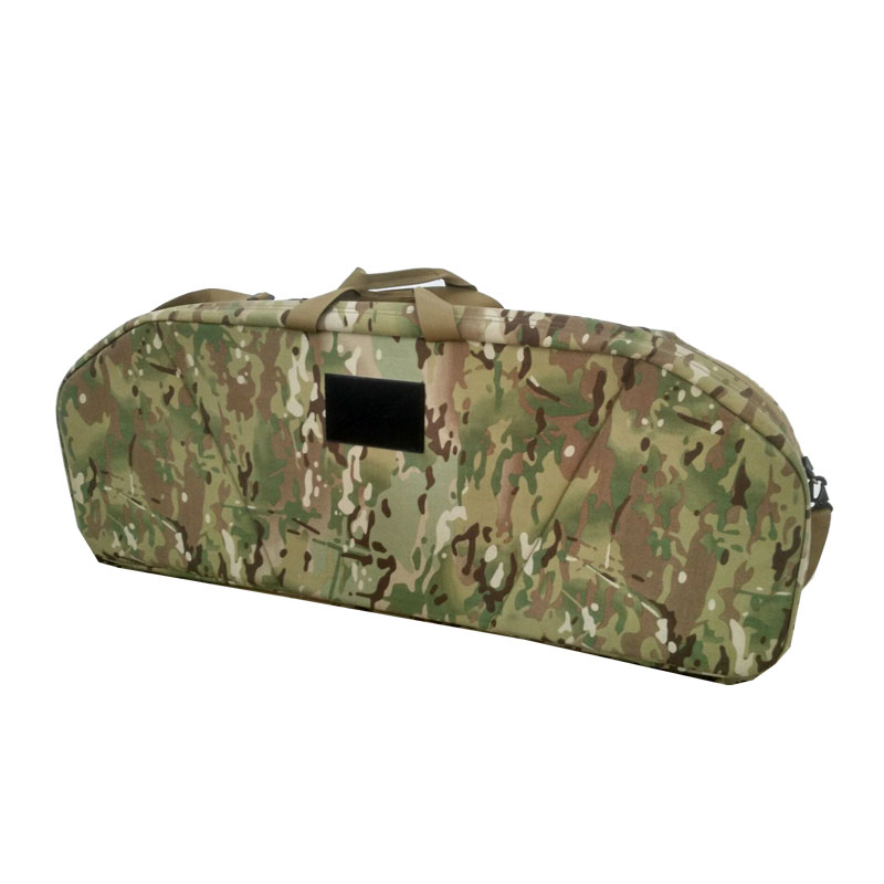 Wholesale Rifle Case Sponge Foam Inside Shooting Shockproof Tactical Cordura Gun Bag