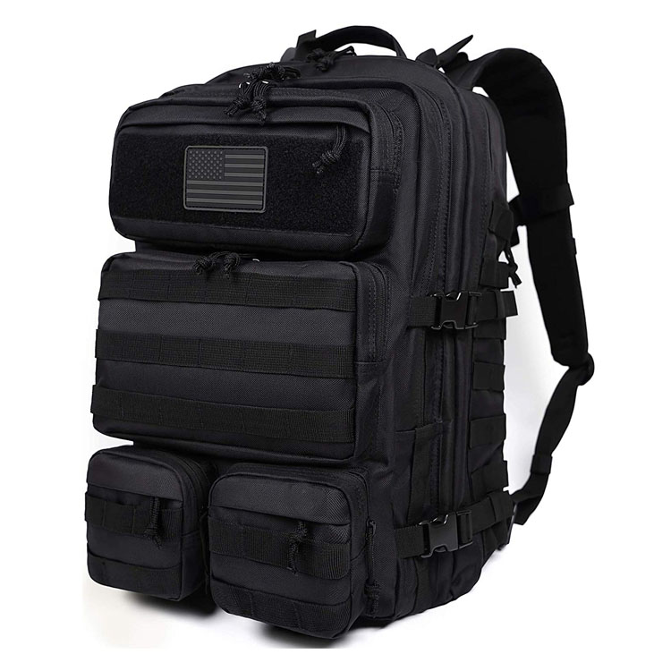 Outdoor Survival 40L Heavy Duty Waterproof Rucksack Molle Military Bag For Men