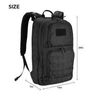 1000D 30L Laptop Backpack Tactical Military Bag