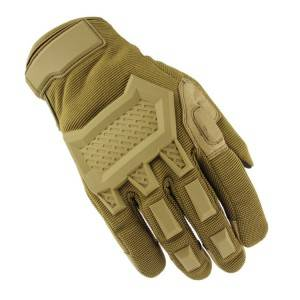 Leather Gloves Tactical Military Shooting Cut Resistant Waterproof Winter