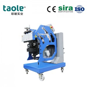 Low price for Chp-6 Useful Automatic Metal Cutter Beveling Machine