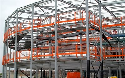 Steel Construction & Fabrication