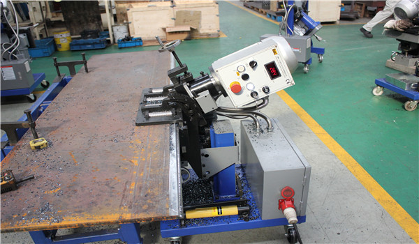 GMMA Series Plate Edge Milling Machine