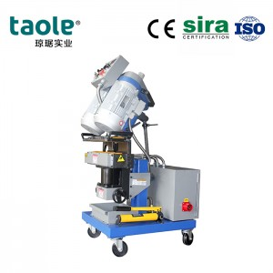 GMMA-80A high efficiency auto walking plate beveling machine