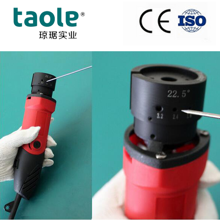 ST-40 Electrode sharpener Featured Image