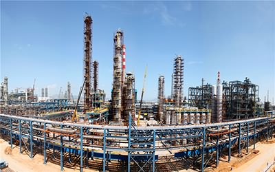 Petrochemical انڊسٽري