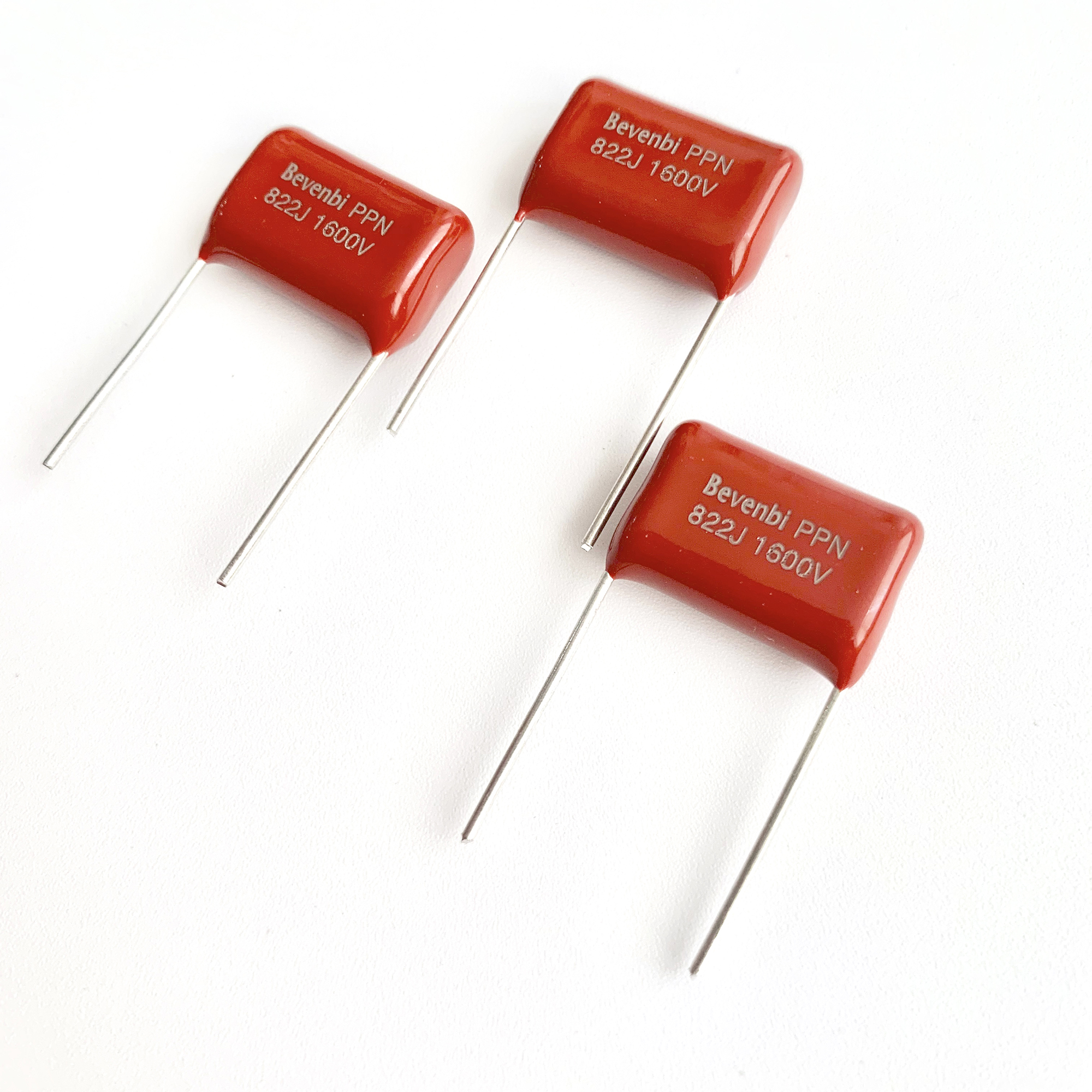 Wholesale Price China Metallized Polypropylene Film Capacitor 334k -
