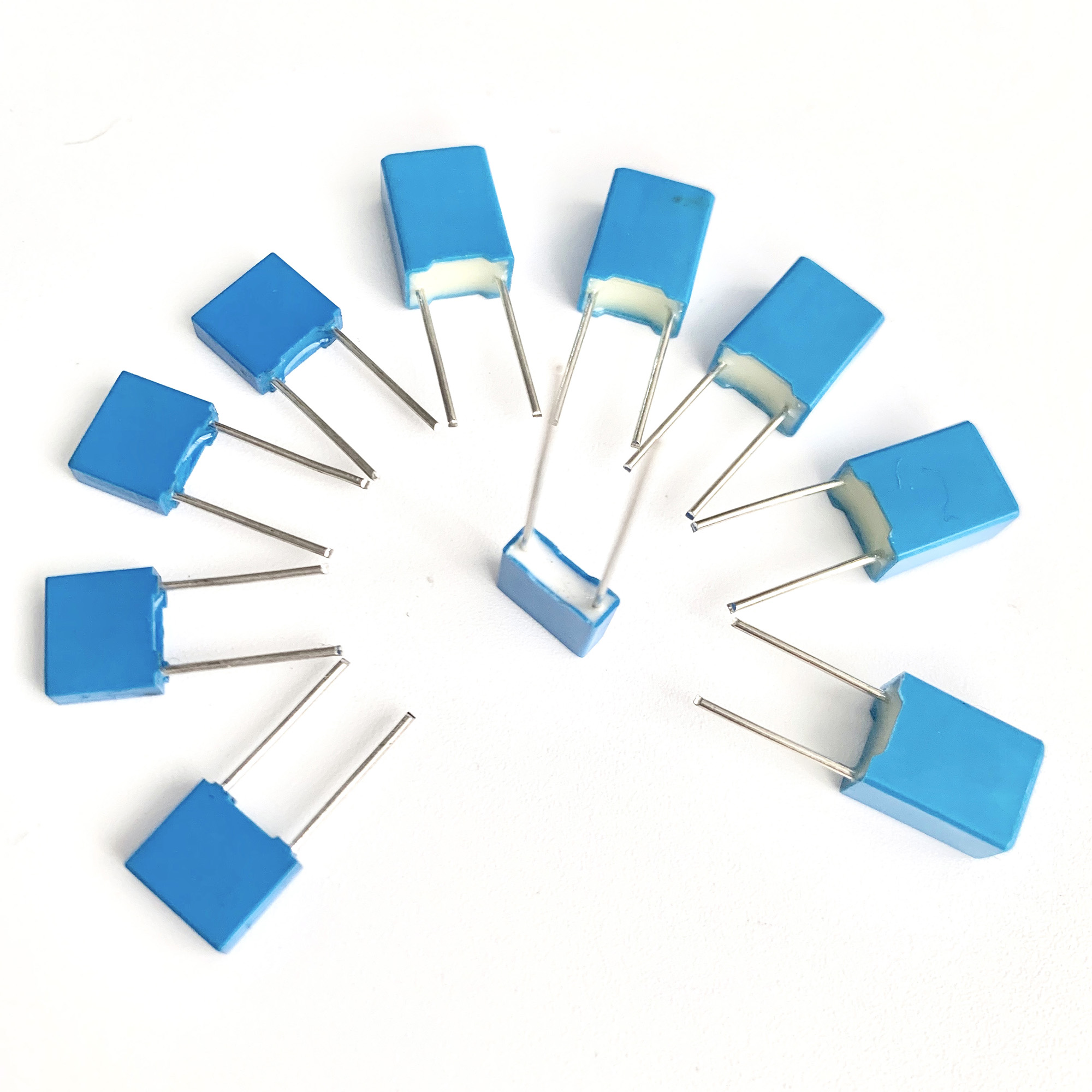 Factory wholesale Cl20 Metallized Polyester Film Capacitor -