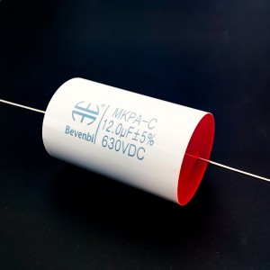 Top Grade China Radial Metallized Polyester Film Capacitors Cl21