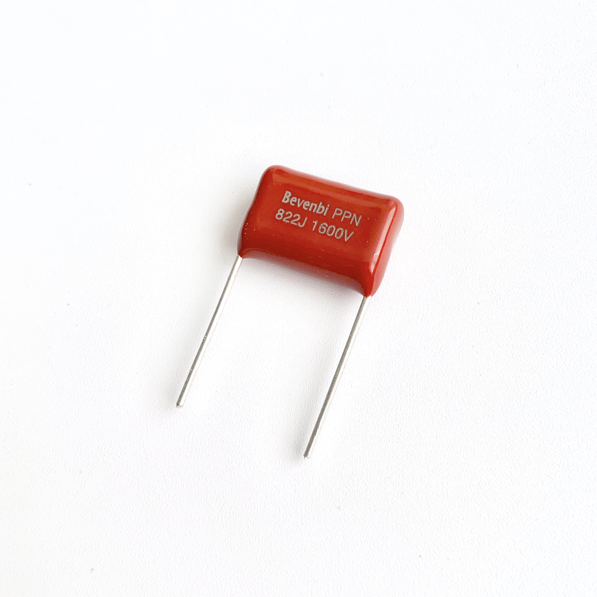 Newly Arrival China High Voltage High Current Metallized Polypropylene Film Capacitor Axial Type Featured Image