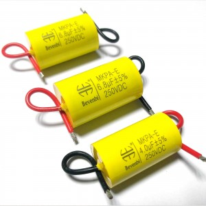 100% Original Radial Coated Polypropylene Capacitor – MKPA-E  MKTA-E – A Friend