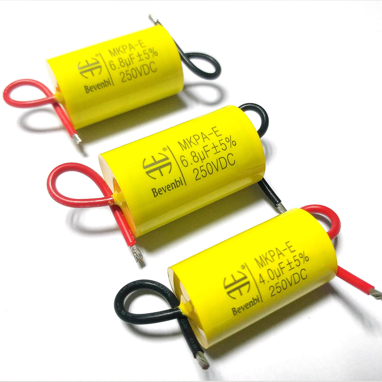 ODM Supplier China High Voltage High Current Metallized Polypropylene Film Capacitor Axial Type Cbb91 Featured Image