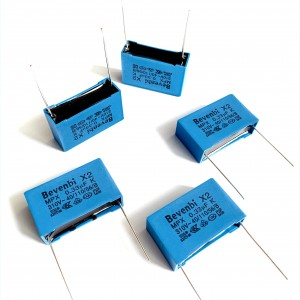 X2 (MKP)  Metallized Polypropylene Film Capacitors