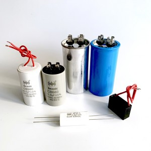 OEM/ODM Supplier China Cbb60 Washing Machine AC Motor Starting Electrolytic Capacitor