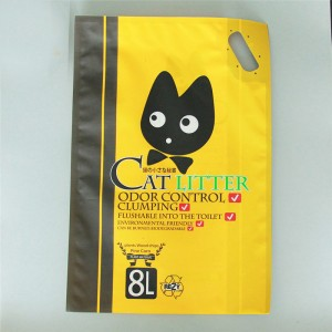 Bottom price Powdered Sugar Bag - Cat Litter  – Kazuo Beyin