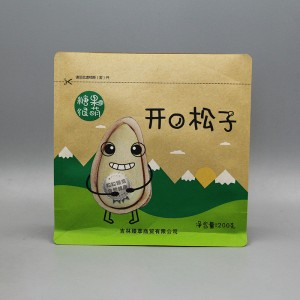 Cheapest Price 8 Oz Stand Up Pouch -