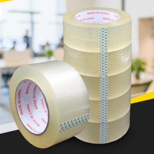 China wholesale Clear Bopp Tape -