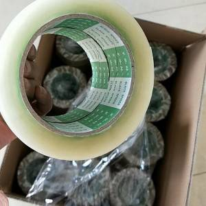 Reasonable price Clear Tape For Carton Sealing -