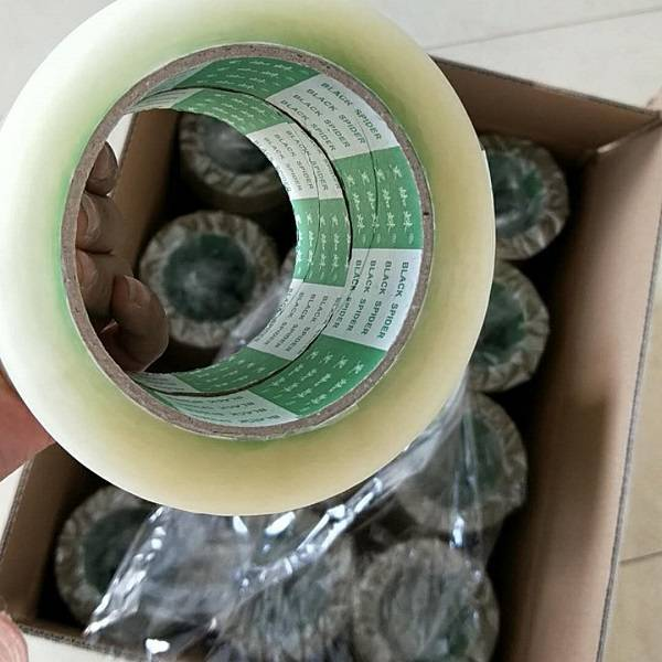 New Arrival China 50yard Clear Tape -