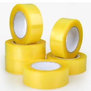 Transparent Packing shipping adhesive tape
