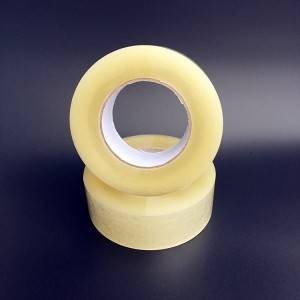 45mic Thickness Biodegradable Packing Tape Bopp Custom Adhesive Tape