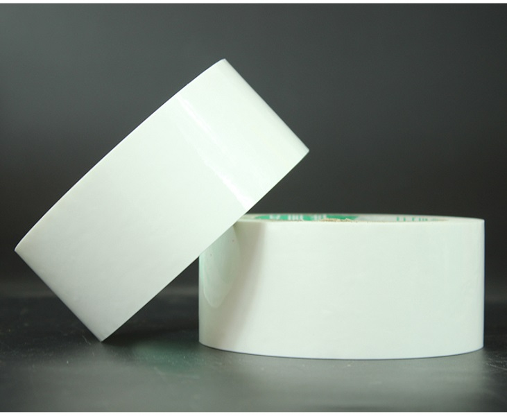 Professional China White Colored Opp Packing Tape – Colored packing tape – white color – Black Spider
