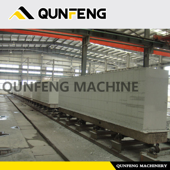 Sand AAC Block Machinery on Sale