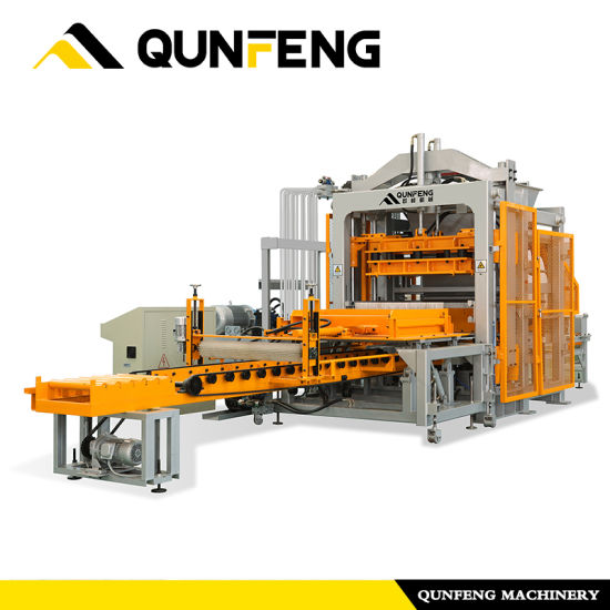 2019 Good Quality Block Cement Machine -