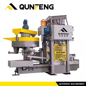 Qunfeng Roof Tile Machine Fabrikant