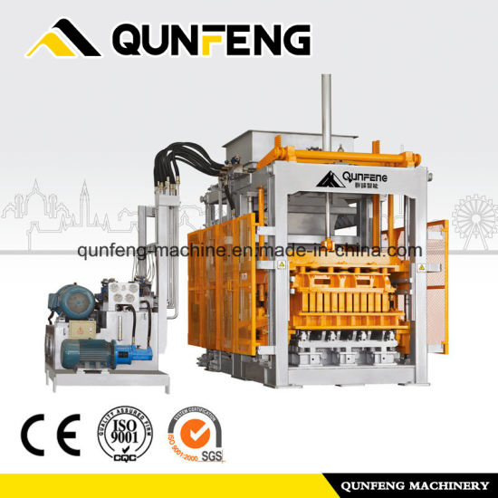 Factory wholesale Automatic Hollow Block Machine -