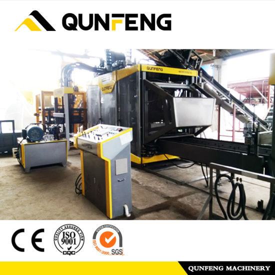 Renewable Design for Brickmoulding Machines -