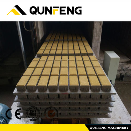 Factory Free sample Brick Making Automatic Machine -