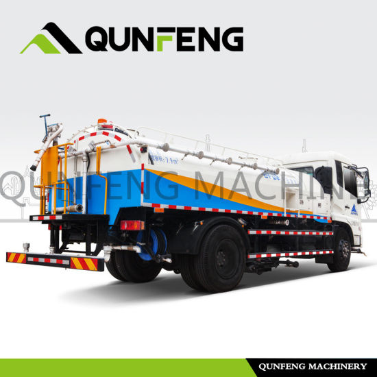 Mqf5160gqxd4 High Pressure Cleaning Truck