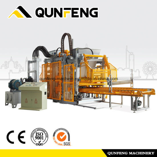 Original Factory Interlocking Block Machine -
