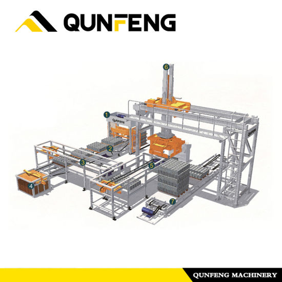 Manufacturer of Brick Block Laying Machines -