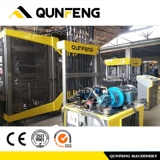 Factory Supply Fully Automatic Concrete Block Making Machine -