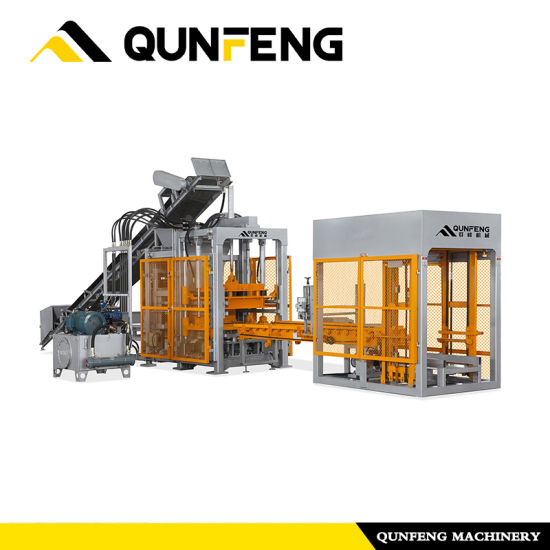 Factory Supply Blocks Bricks Making Machines -