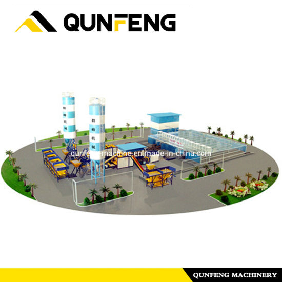 Big discounting Paving Stone Brick Making Machine -