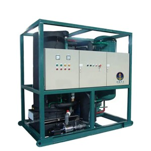 Tube chando Machine