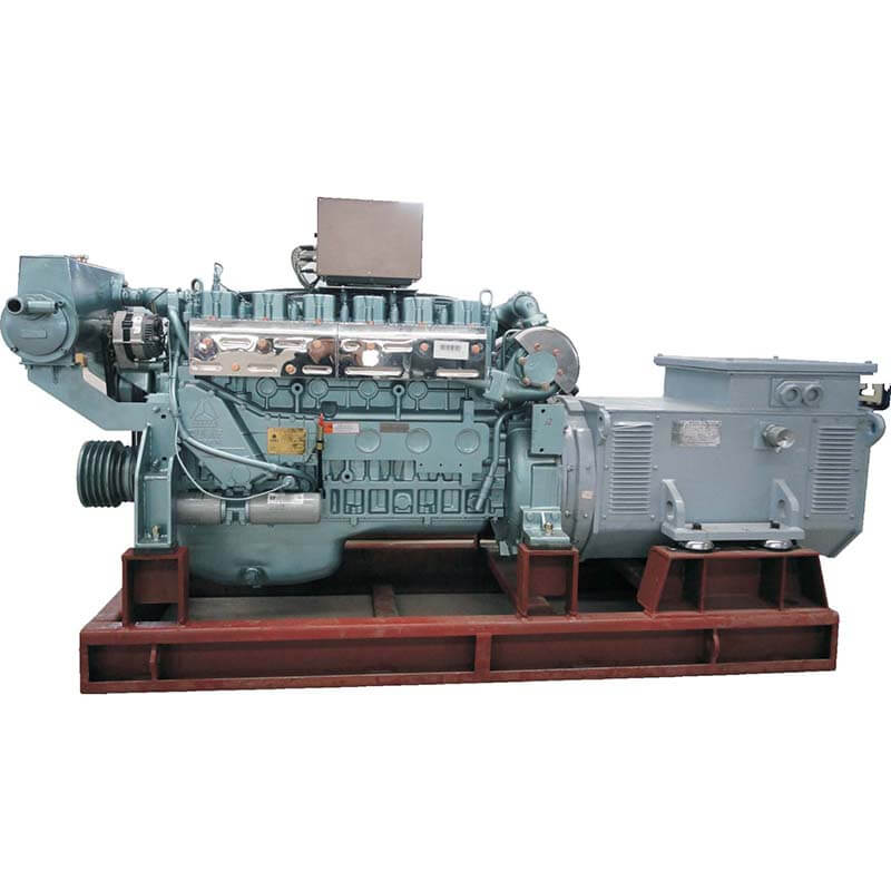 Hot-selling Cummins Diesel Generator -