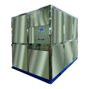 Hot Selling for 5t Seawater Flake Ice Machine On Boat -