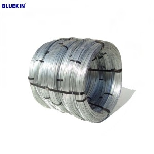 hot dipped galvanized mild steel wire coil